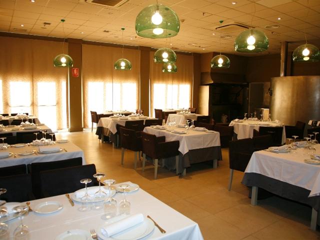 Restaurante Abades Merida