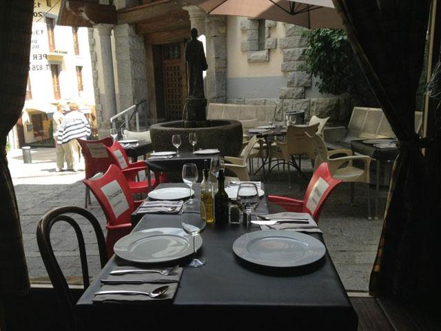 Restaurante Arrosseria