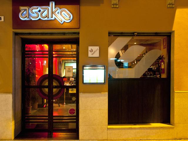 Restaurante Asako
