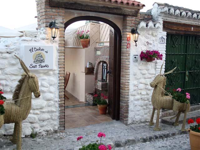 Restaurante  El Balcon de San Nicolas