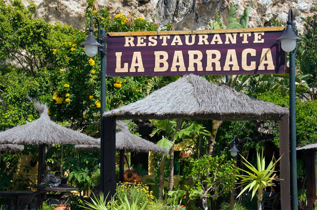 Restaurante La Barraca