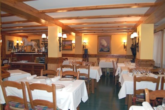 Restaurante Taberna Angel Belmonte