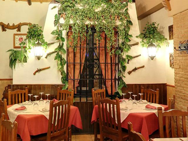 Restaurante El Bodegón Malagueño