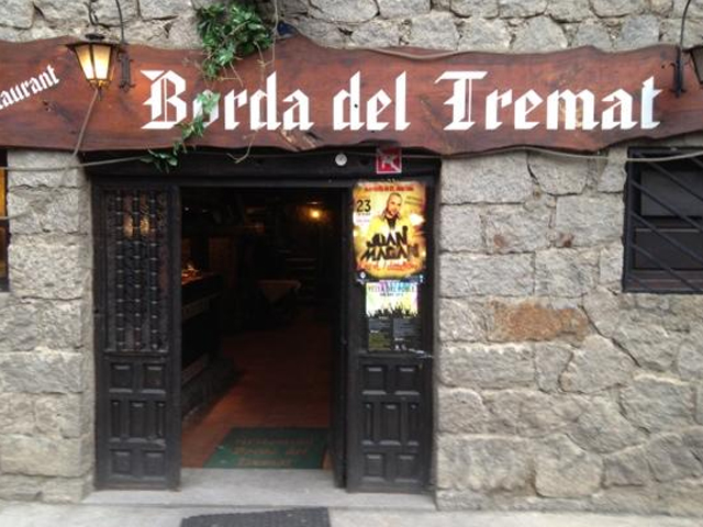 Restaurante Borda del Tremat