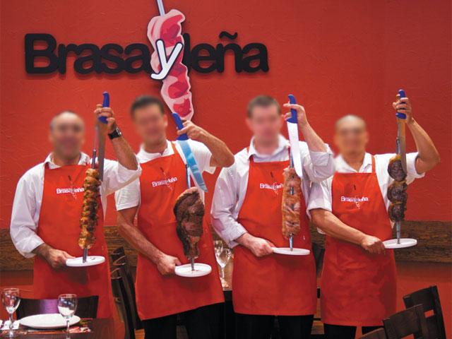 Restaurante Brasayleña