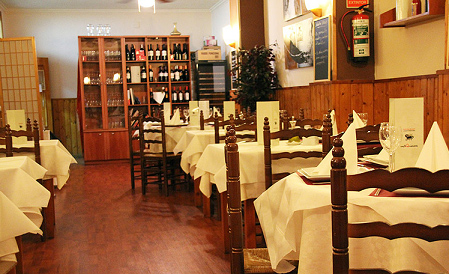 Restaurante Cafe Quimera