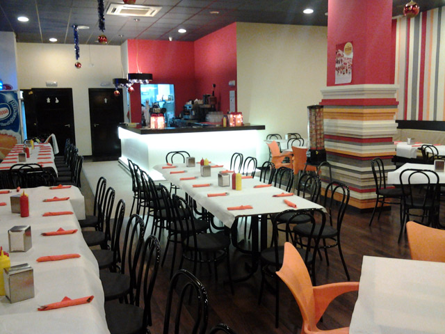Restaurante Pizzeria La Caprichosa