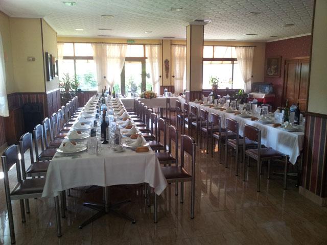 Restaurante Hotel Carmen