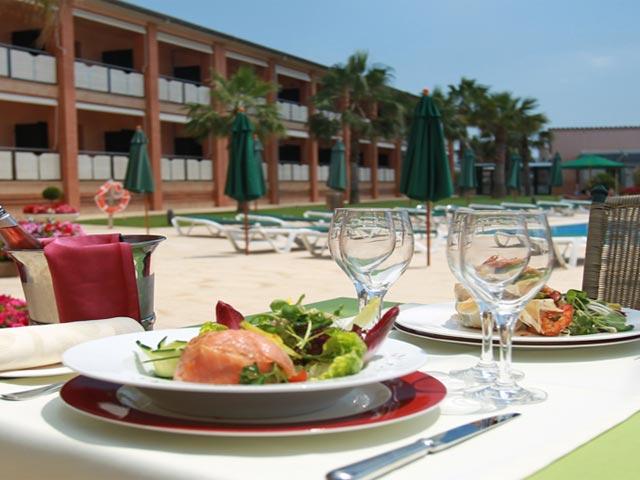 Restaurante Catamarán, Hotel Clipper