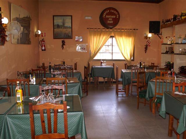Restaurante Chinyero