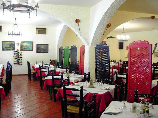 Restaurante Cuevas Pedro Antonio de Alarcon