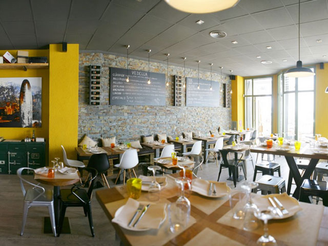 Restaurante 1834 Divuittrentaquatre