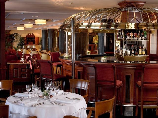 Restaurante Dry Gran Melia Victoria