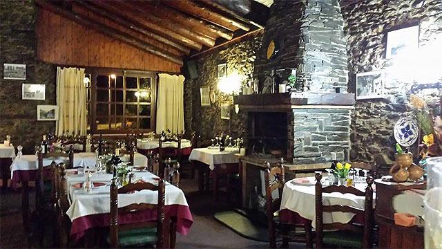 Restaurante Borda d'Erts