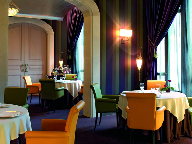 Restaurante Galaxo Casa Fuster