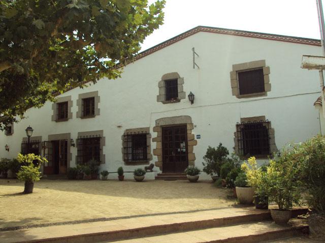 Restaurante Masia Gibert