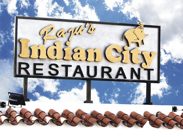 Restaurante Indian City