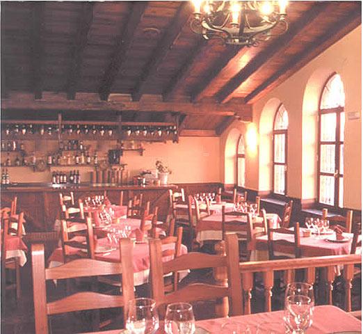 Restaurante Cueva Itariegos