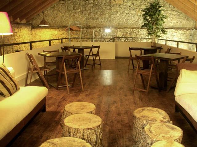Restaurante Jardin las Caldas