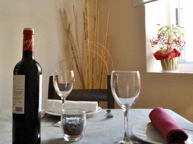 Restaurante La Cambra dels Sentits