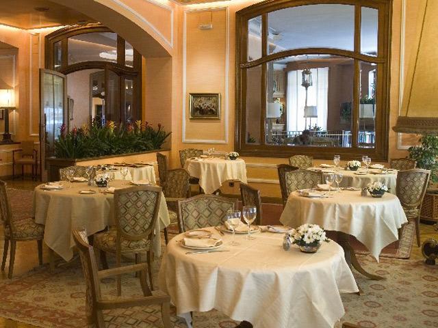 Restaurante La Catedral – Hotel Colón