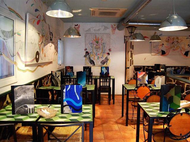 Restaurante  La Mia Tana