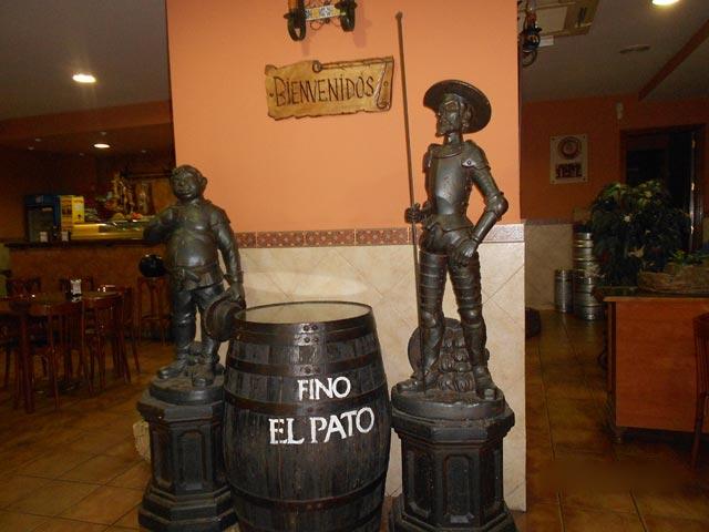 Restaurante Meson Los Lagares