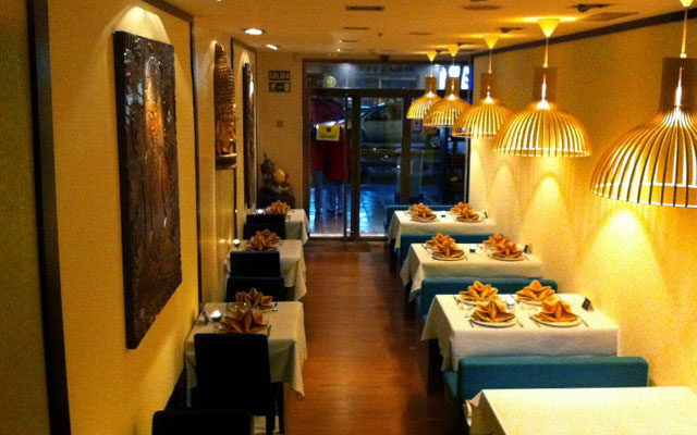 Restaurante Maiia Thai