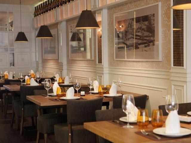 Restaurante Nueve Reinas Sant Cugat