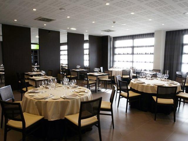 Restaurante Octava-Milla