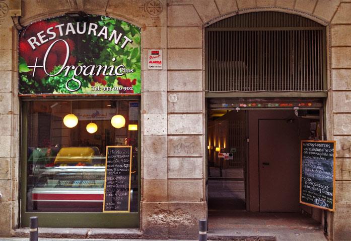 Restaurante Orgànic