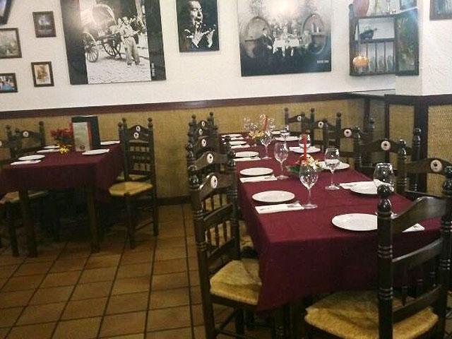 Restaurante Bodega La Pitarra Gran Plaza