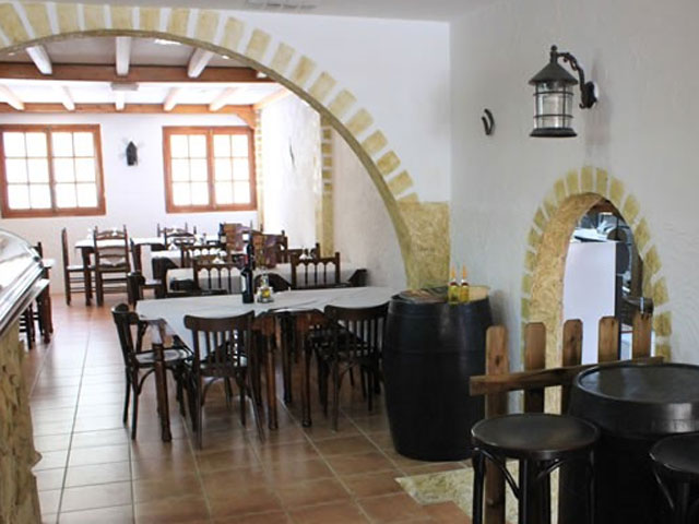 Restaurante Pizza La Leña