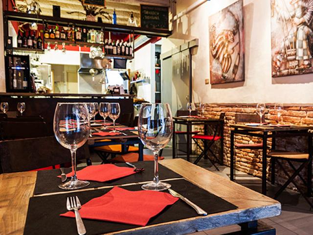 Restaurante El Taronget
