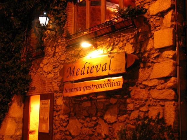 Restaurante Medieval taverna gastronòmica