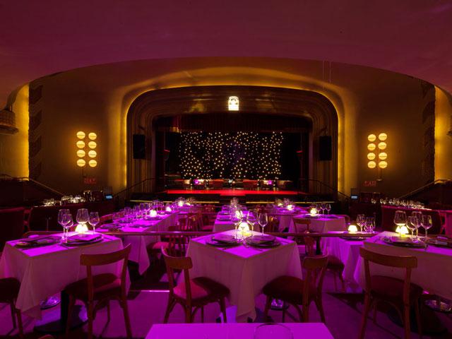 Restaurante Teatro Principal