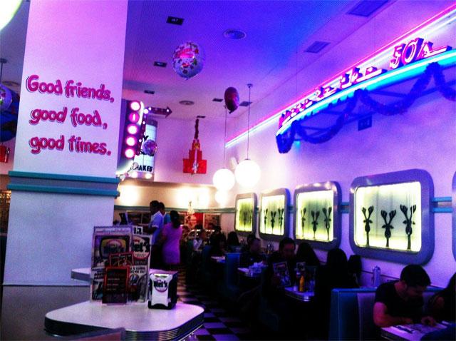 Restaurante Tommy Mels Villa Benavente