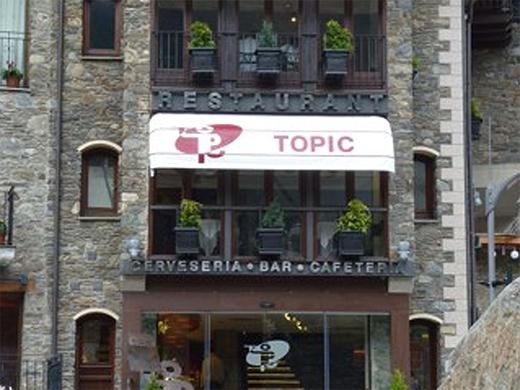 Restaurante Topic