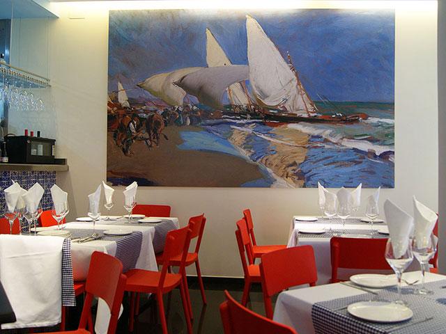 Restaurante Arroceria La Valenciana