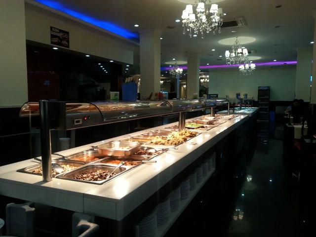 Restaurante Wok-Duke