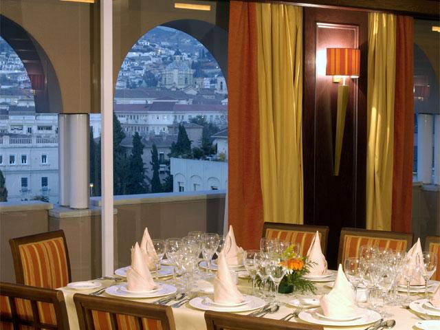 Restaurante Al Zagal Granada