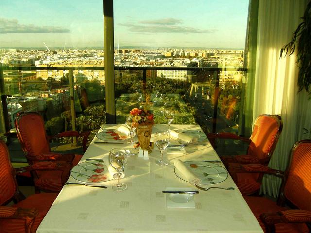 Restaurante Al Zagal Sevilla