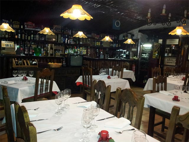 Restaurante Borda de L Arena
