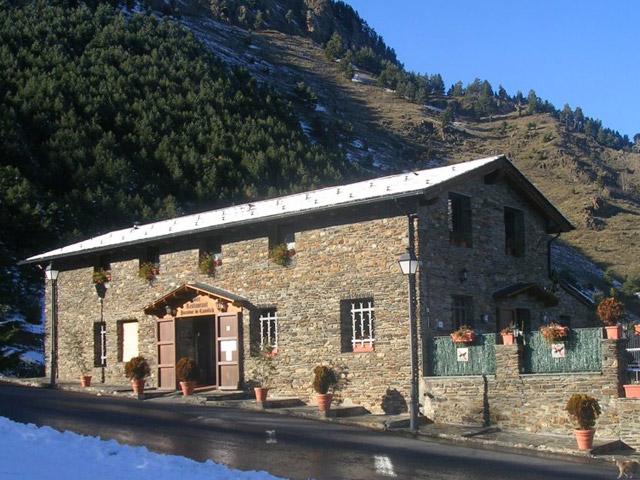 Restaurante Parador  de Canòlich