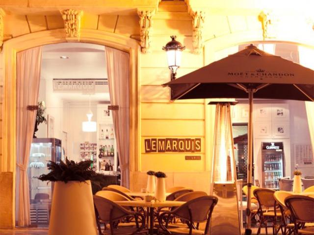 Restaurante Le Marquis
