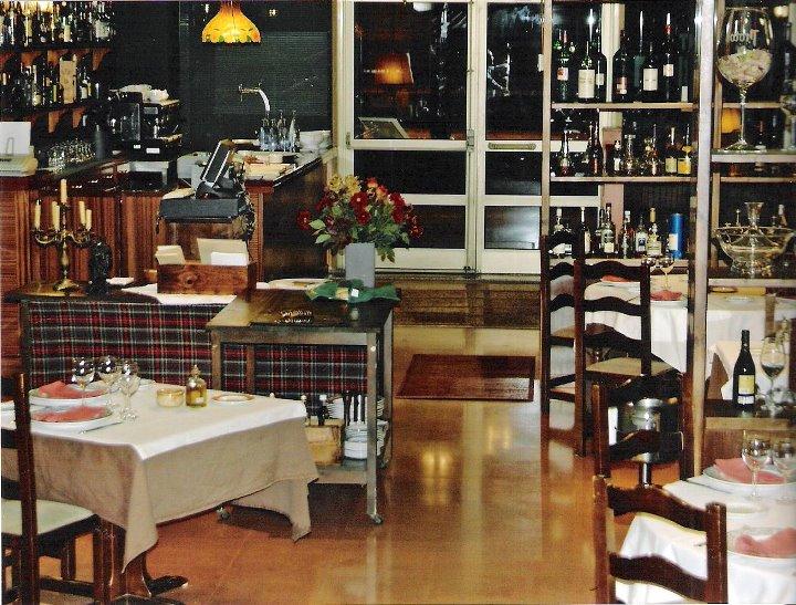 Restaurante Els tres eixos