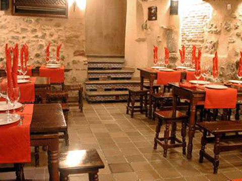 Restaurante Cueva de San Esteban